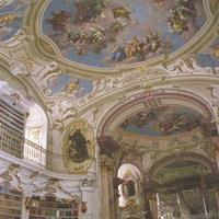Ismét látogatható a világ legnagyobb apátsági könyvtára