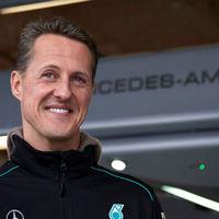 Kómában van Schumacher
