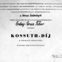 Íme az idei Kossuth-díjasok!