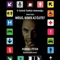 Rudolf Péter az életéért küzd