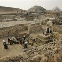 Titokzatos régészeti feltárás Egyiptomban