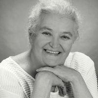 Elhunyt Halasi Erzsébet