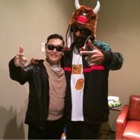 Psy összeállt Snoop Doggal