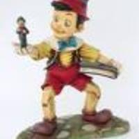 Szorongó Pinokkió