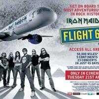 Hamarosan bemutatják az Iron Maiden-filmet