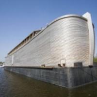Négy évig barkácsolt a holland Noé