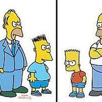 Homer és Marge rekordot dönt