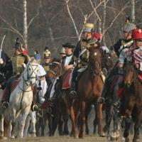 Méretes hadsereg vonul át Magyarországon