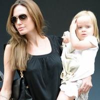 Filmszerepet kapott  Angelina még csak négy éves kislánya