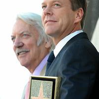 Kiefer Sutherland is kapott egy csillagot