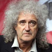Rákgyanú miatt vizsgálják Brian Mayt