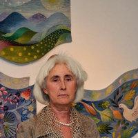Elhunyt Remsey Flóra textilművész