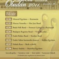 Advent Óbudán 2011