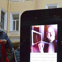 Elbontották Steve Jobs emlékszobrát Szentpéterváron