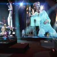 David Bowie a múzeumban
