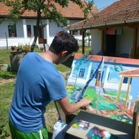 Hat ország 12 művésze Nagykárolyban