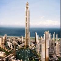 Nem épül meg az 1050 méter magas felhőkarcoló