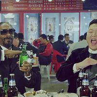 Tarolt Psy új videója