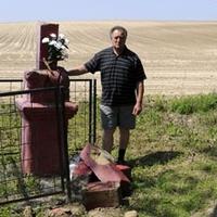 Megdöbbentette a volt polgármestert a vandál pusztítás - fotók!