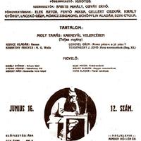 Száz éve indult a Nyugat: emlékkiállítás a Petőfi Irodalmi Múzeumban