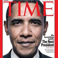 Obama a év embere