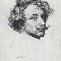 410 éve született Anthonis van Dyck
