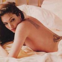 Meztelen erotikus fotók Angelina Jolie-ról