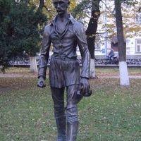 Meggyalázták Petőfi Sándor szobrát Ungváron