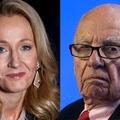 Neten vitatkozott a sajtómágnással Rowling