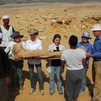 Újabb felfedezés a múmiatemetőben