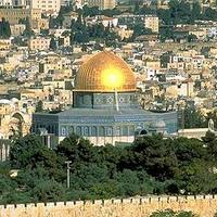 Először Jeruzsálemben