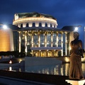 A legszebb épületek között a Nemzeti Színház