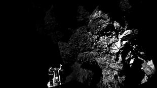 Hibernálódott az üstökösre küldött leszállóegység