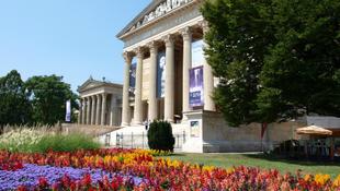 Bezár a Szépművészeti Múzeum