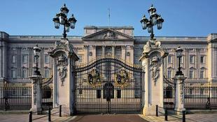 Betörőt fogtak a Buckingham-palotában