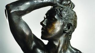 Rodin a Balatonon