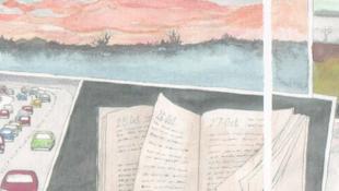 Kreatív Olvasónaplót láthatunk