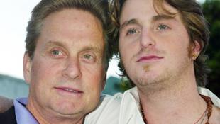 A sztár elégedett, hogy öt év börtönt kapott a fia