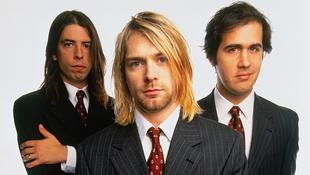 Új számok is lesznek a pénteken megjelenő Nirvana-albumon
