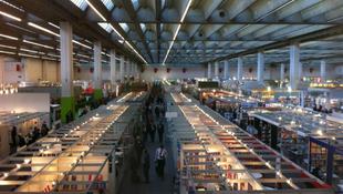 Frankfurtban a magyar könyvek