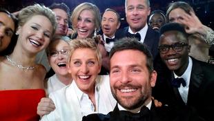 Milliárdokat érhet az Oscar-szelfi