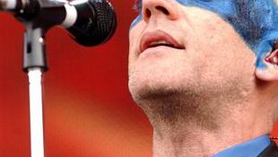 R.E.M.- koncert: csúcsformában