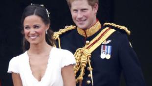 Harry herceg kikezdett Pippával az esküvőn