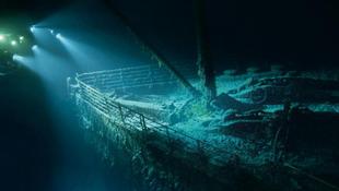 A Titanic életnagyságban