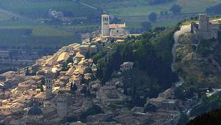 Assisi kövei