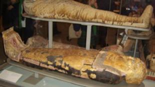Értékes kincsek is megsemmisültek az egyiptomi felkelésben