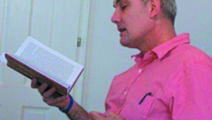 Darvasi László nyerte a Rotary Irodalmi Díjat