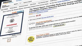 Toplistás könyv lett a CIA-s kínzásokról szóló jelentés