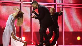 Conchita Wurst nyerte az Eurovíziót