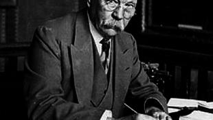 """150 éve született Sherlock Holmes """"atyja"""""""